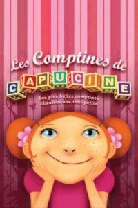 Affiche Capucine au café théâtre Biarritz Le Petit Bijou