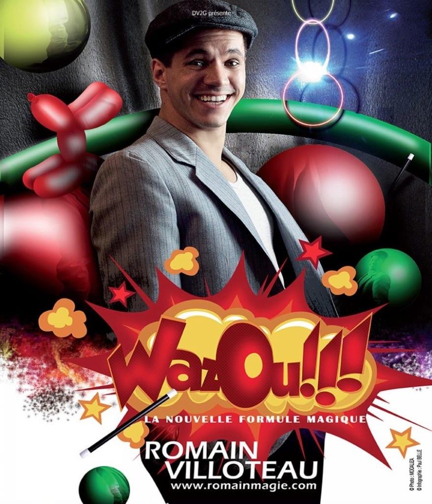 Affiche Wazou!!! Au café théâtre Biarritz Le Petit Bijou