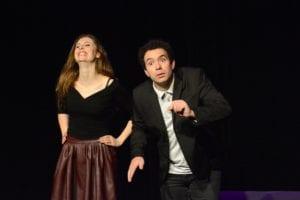 Rires : Spectacle d'humour à Biarritz café théâtre : Le Petit Bijou