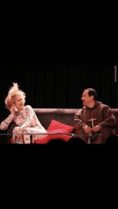 Rire au téléphone spectacle d'humour à Biarritz café théâtre : Le Petit Bijou
