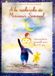 Affiche du spectacle enfants à Biarritz café théâtre : Le Petit Bijou