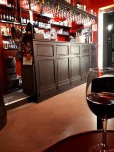 Bar du Petit Bijou Café Théâtre Biarritz Spectacle Humour Sortie