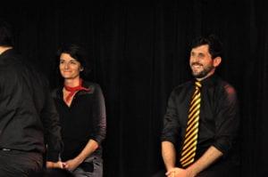 Les jeudis de l'Impro cafe theatre petit bijou spectacle d'humour homme femme détendus
