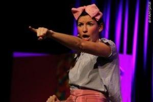 Alouette chante sa comptine dans ce spectacle pour enfant à Biarritz