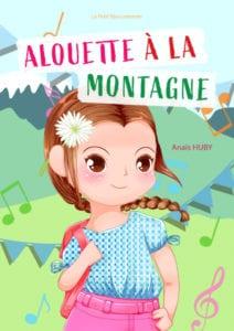 Affiche du spectacle pour enfant à Biarritz : Alouette à la montagne