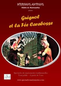 Guignol et la Fée Carabosse affiche