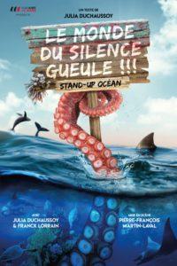 affiche le monde du silence 96