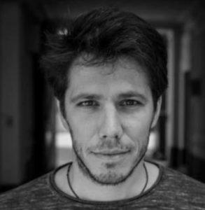 """Photo de Franck LORRAIN, comédien dans """"Le monde du silence gueule"""""""